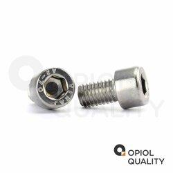Zylinderschrauben mit Innensechskant DIN 912 Edelstahl A2