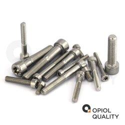 Zylinderschrauben mit Innensechsrund ISO 14579 A2