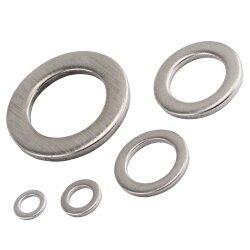 Scheiben für Zylinderschrauben (DIN 433)