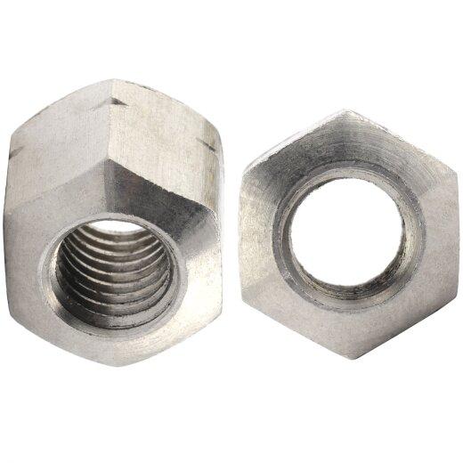 Sechskantmuttern, 1,5 d hoch, Form B DIN 6330 A2