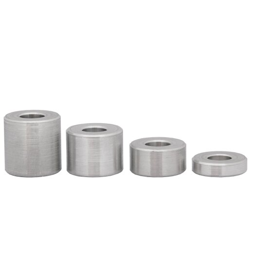 Distanzhülse 15x8,5x6 aus Aluminium