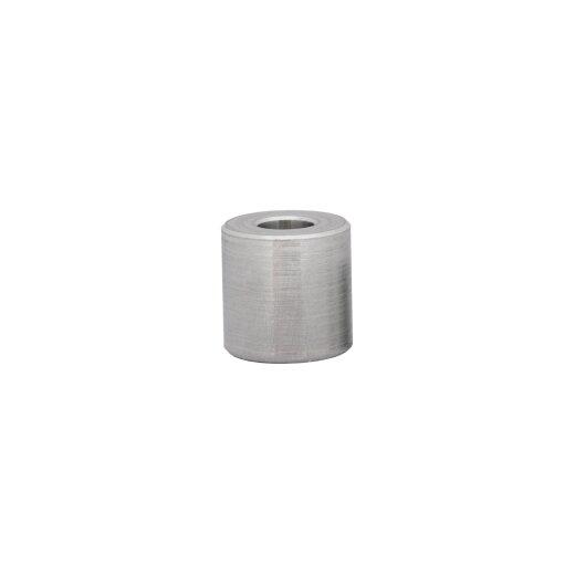 Distanzhülse 15x8,5x20 aus Aluminium